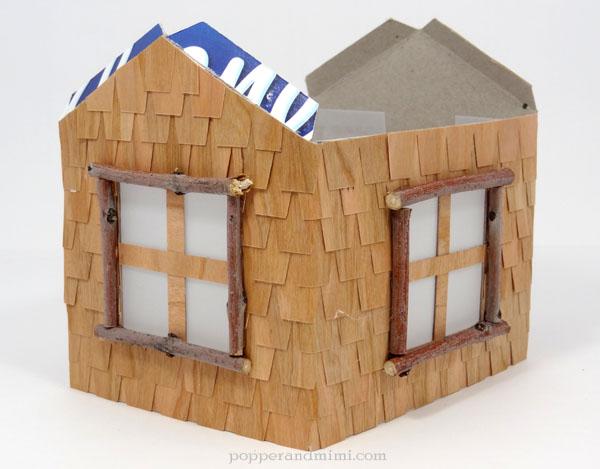 DIY Rustic Woodland Home Decor | popperandmimi.com
