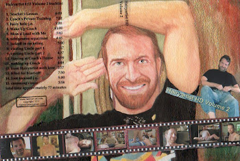Hairyartist HD Volume 2 DVD!