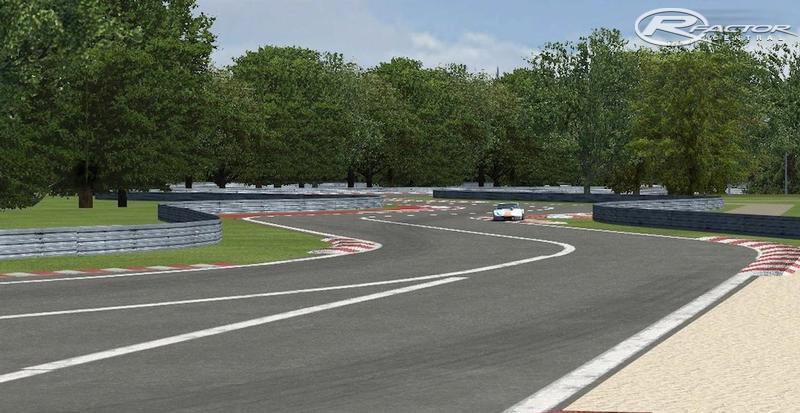 Circuito Zarate : Rfactor circuitos velociudad zarate f argentina track
