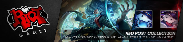 Surrender At 20 Red Post Collection New Zilean Passive Coming To
