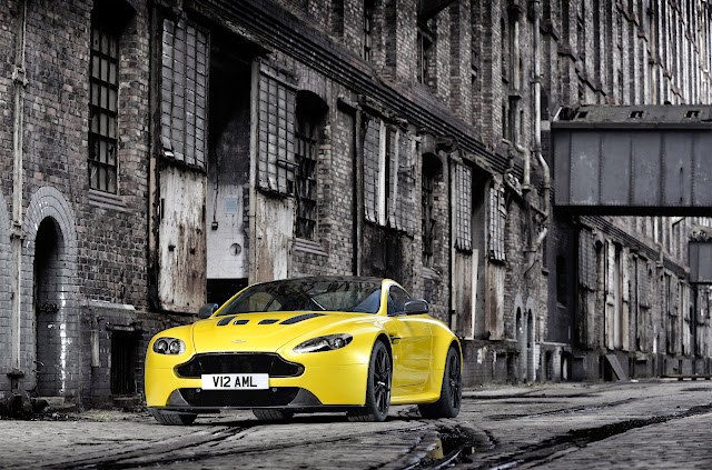 Aston Martin V12 Vantage S: Gaydon's Latest Tuxedo-Clad Monster