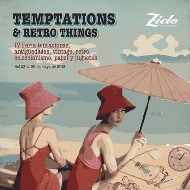 El Mercado de las Cucas participa en la IV Edición de Zielo Temptations & Retro Things