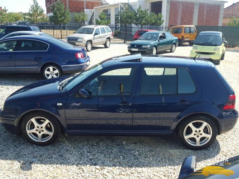 Makina ne Shitje: Shitet Volkswagen Golf IV