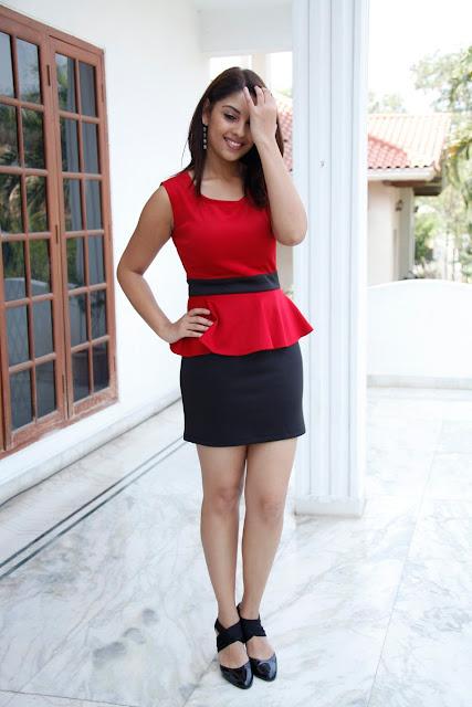 Richa Gangopadhyay At Mirchi Success Meet