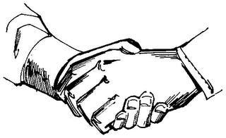 Image result for persona árabe sostiene su mano contra el corazón