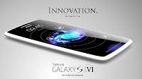Samsung Galaxy S6 desugn concept (prototype)