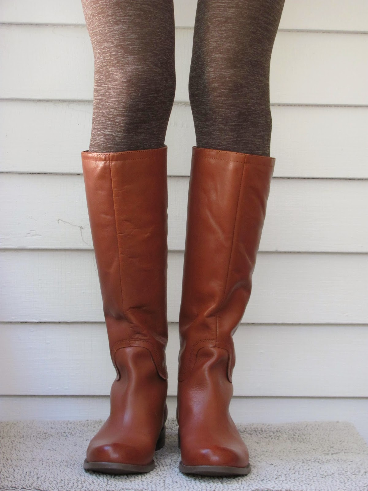 Howdy Slim Riding Boots For Thin Calves September 2014