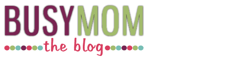 The Busy Mom Blog