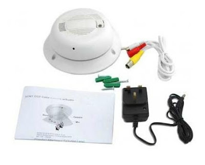wireless 3g spy cameras smoke detector ip spy camera. Black Bedroom Furniture Sets. Home Design Ideas