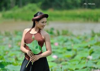 Thai nha van lo nhu hoa 024 Trọn bộ ảnh Thái Nhã Vân lộ nhũ hoa cực đẹp