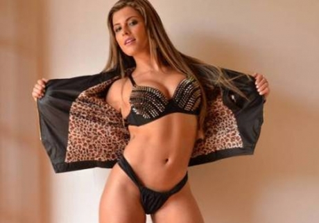 Babi Rossi sobre dieta: 'Quero ficar fina com roupa e gostosa de