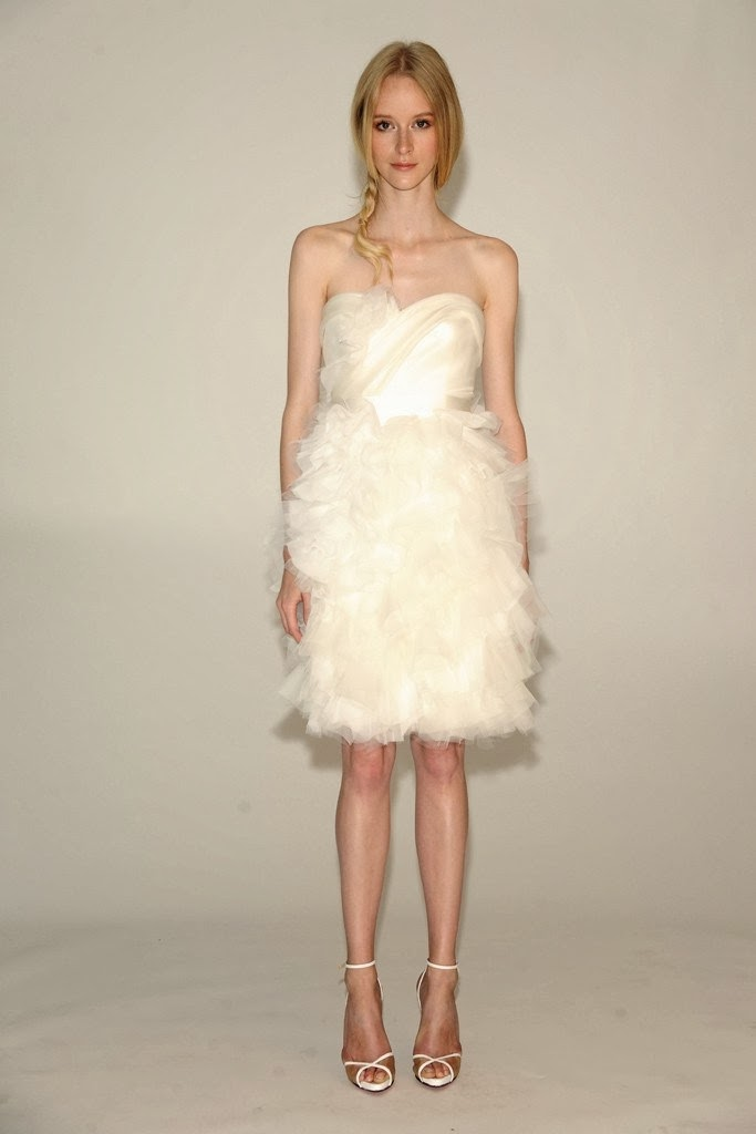 Marchesa 2014 Fall Bridal Collection