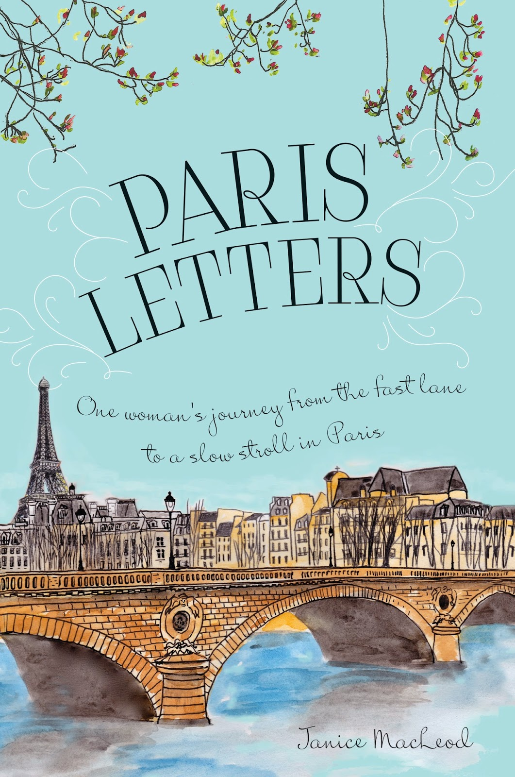 French Village Diaries Paris Letters Janice Macleod book review Art competition