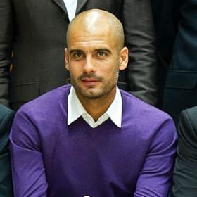 FÚTBOL-Guardiola dirigirá el Bayern