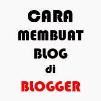 Gambar untuk Cara Membuat Blog Gratis di Blogspot