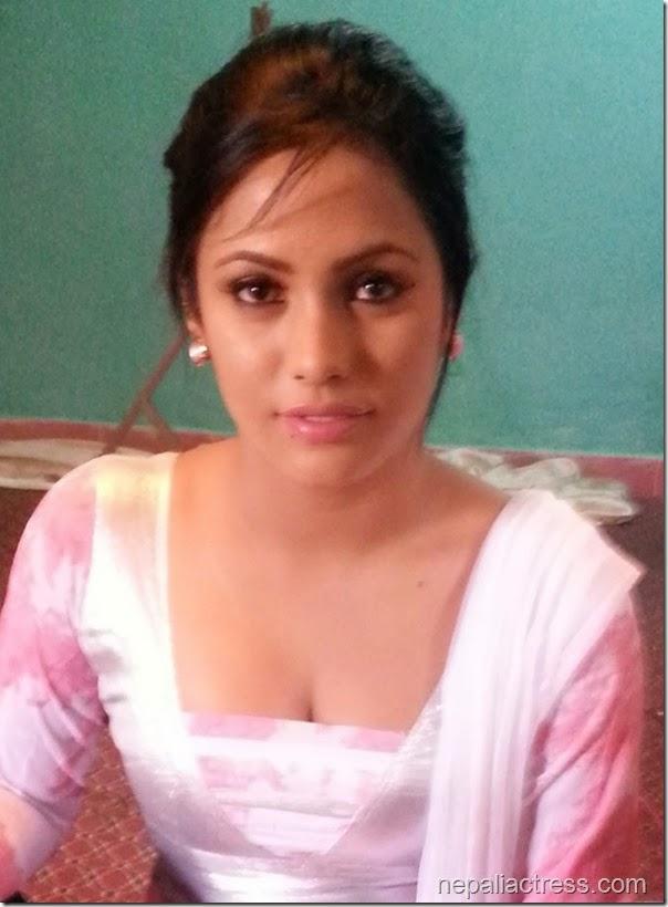 nude nepali photo Babhi