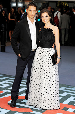 Tom Hardy Girlfriend