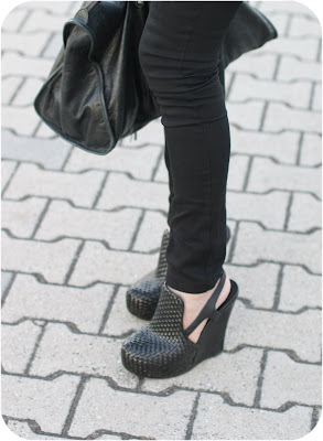 Jeffrey Campbell wedges, Darian wedges