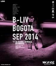 B-Liv | Deepinhouse Tour 2da Fecha Barbe