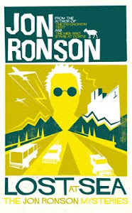 January Selection:  Jon Ronson's Lost At Sea (yes, we read essays too)