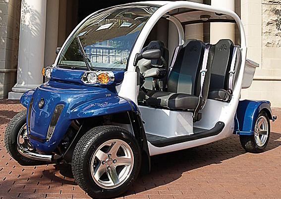 Gem Electric Car For Sale Los Angeles