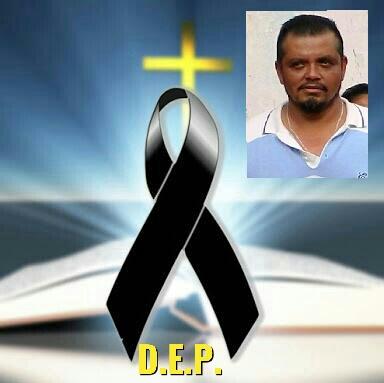 D.E.P. JESÚS OREA