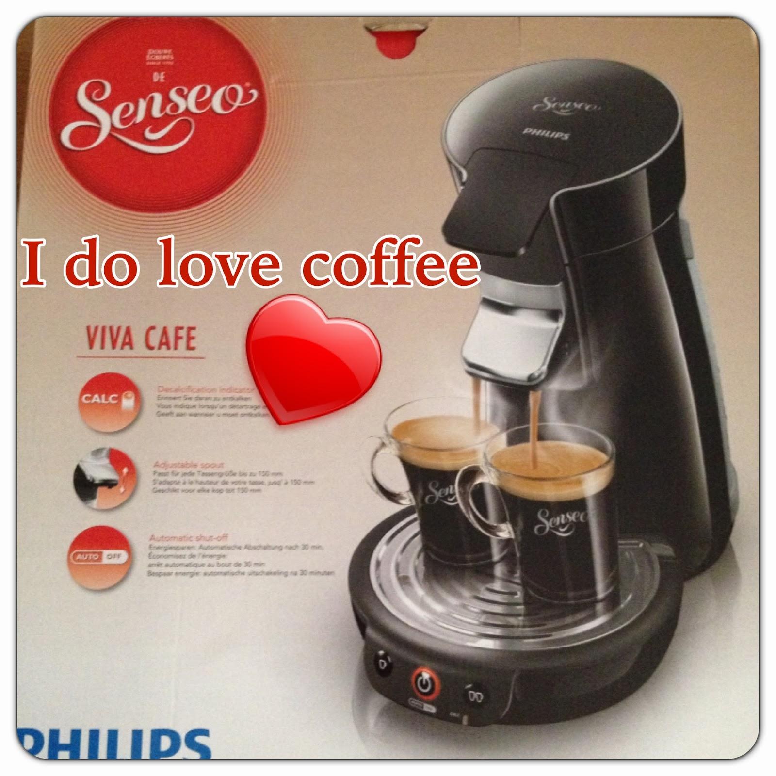 Mama Mummy Mum: Philips Senseo Coffee Machine Review