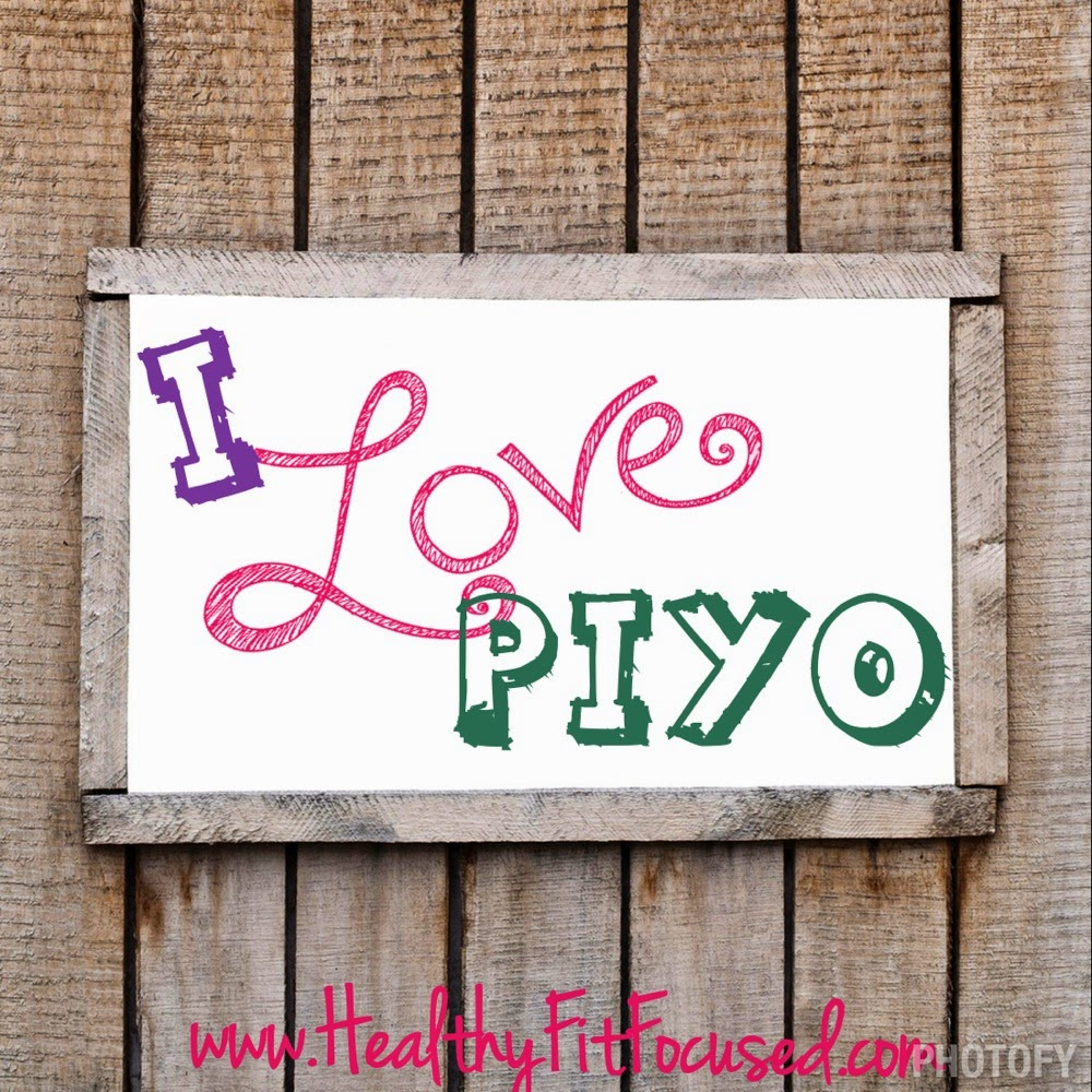 I love Piyo, piyo week 3 update and meal plan