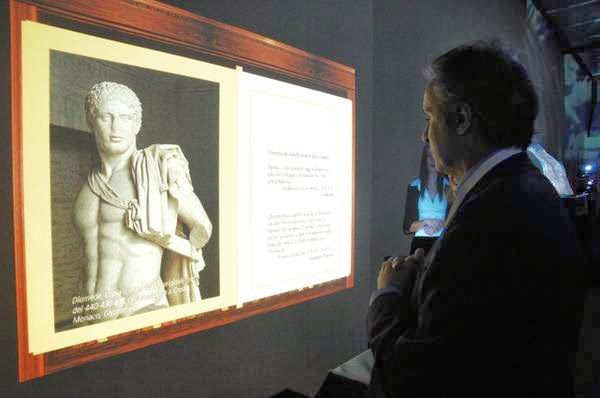 Paestum Bourse brings antiquity to life with ArcheoVirtual