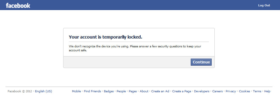 Facebook Your account is temporarily Locked.jpg, https://www.facebook.com/checkpoint/