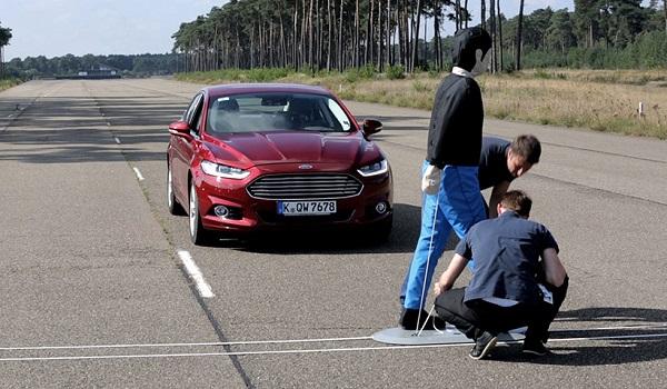 Ford Europa realiza investigación sobre los hábitos de los peatones que pueden afectar su seguridad