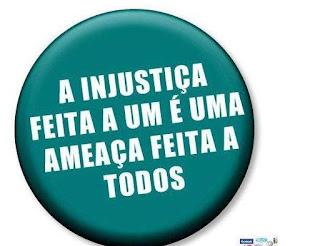 injustiça corrupção