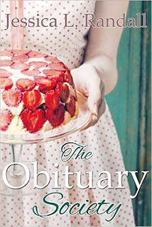 Review of The Obituary Society by Jessica L. Randall