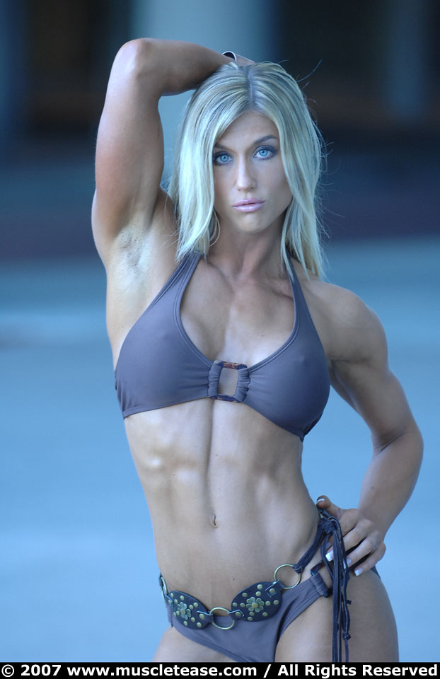 French fitness model heather nude mae