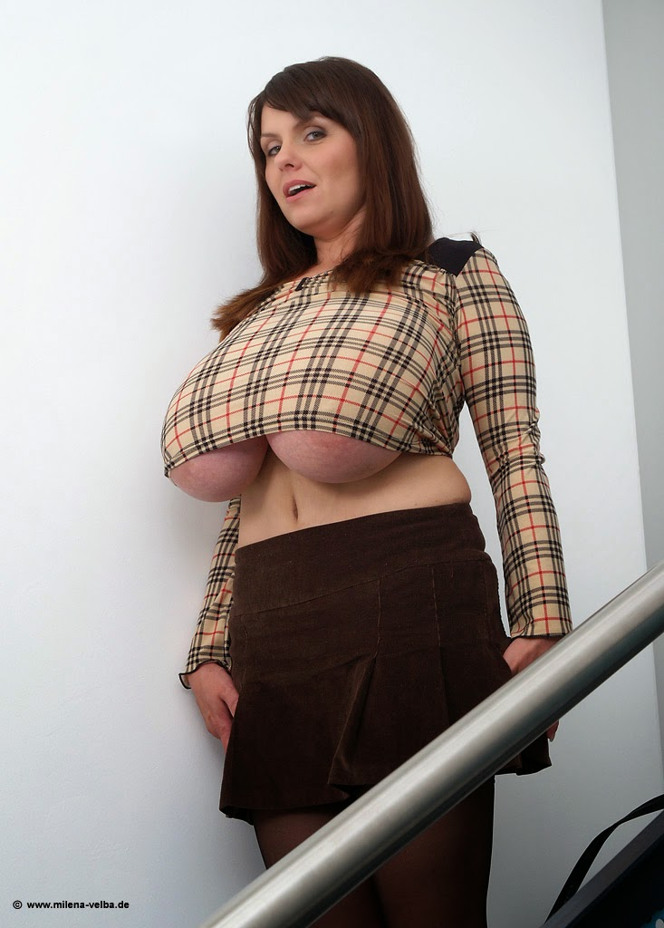 Sarah's Collection: At The Stairs