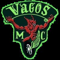 Black And Green Gangs Logos Designs