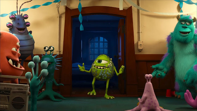 an analysis of the movie monsters inc Monsters (2010) is a modern-day fictional monster film which, as with many films in the horror/monster genre, acts as a social commentary.