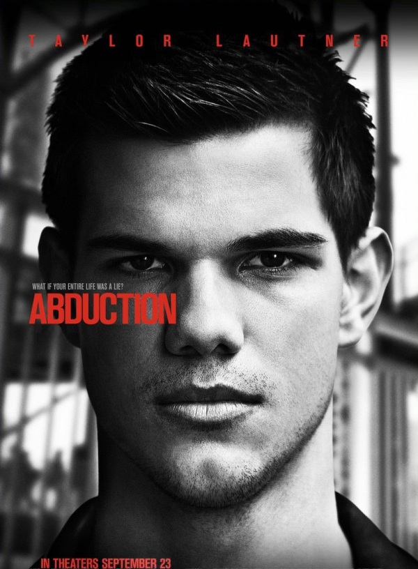 Poster de Sin salida (Abduction)
