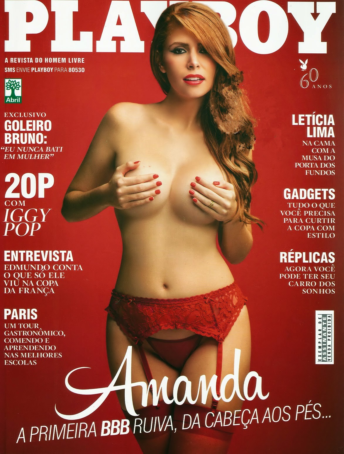 00 Download Revista Playboy Amanda Gontijo Maio 2014