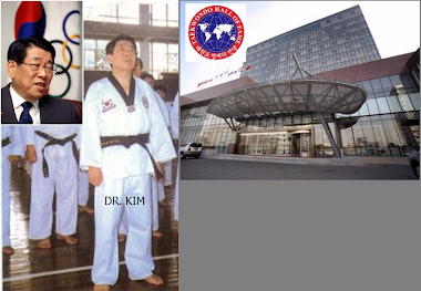 DR. UN YONG KIM FOR TAEKWONDO HALL OF FAME