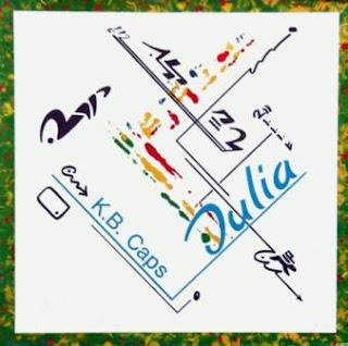 K.B.CAPS - Julia (1987)