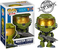 Funko Pop! Master Chief Halo