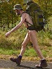 Stephen Gough, the naked rambler.