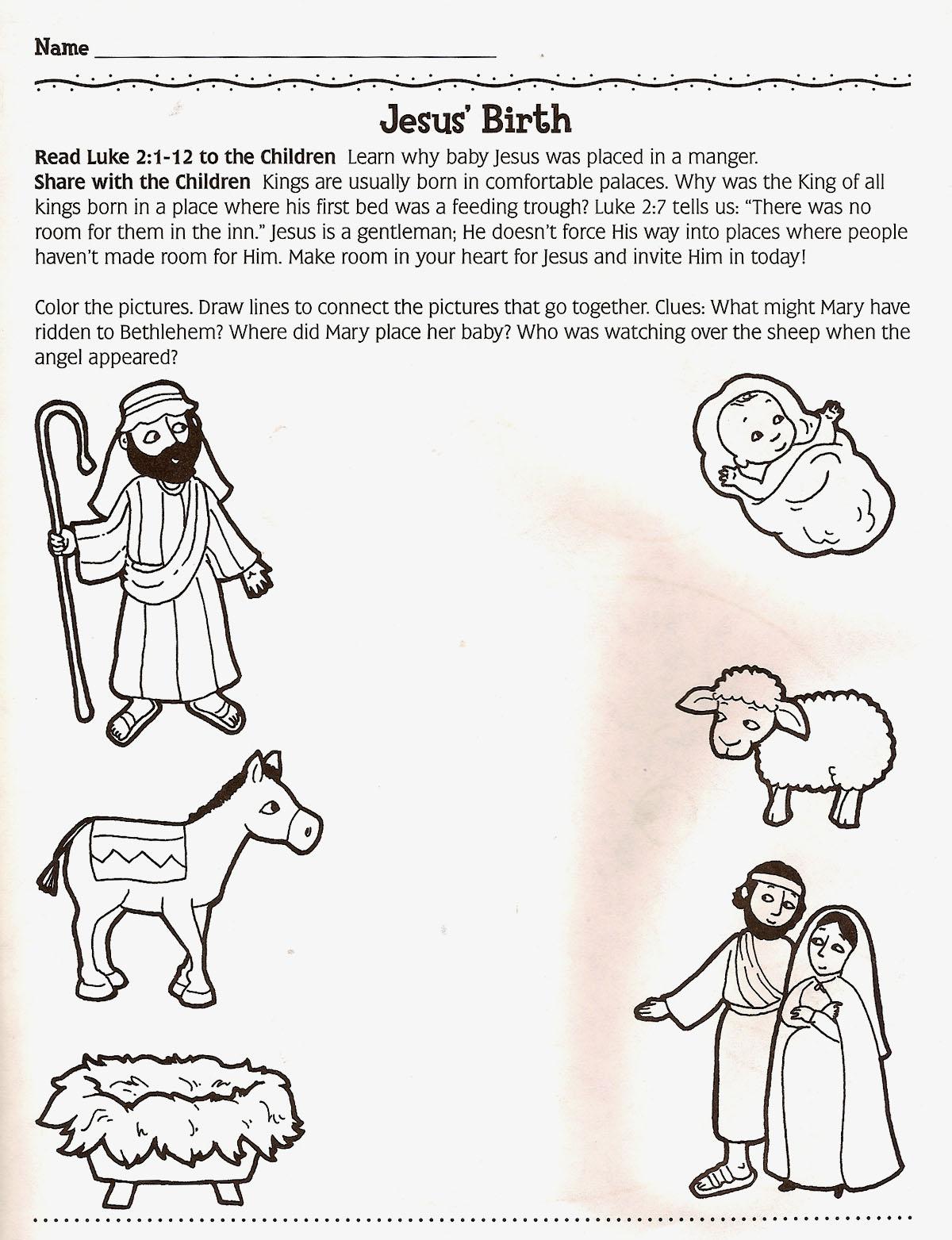 Birth Of Jesus Maze And Jesus On Pinterest