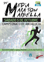 34º Media Maratón de Marbella y 10k