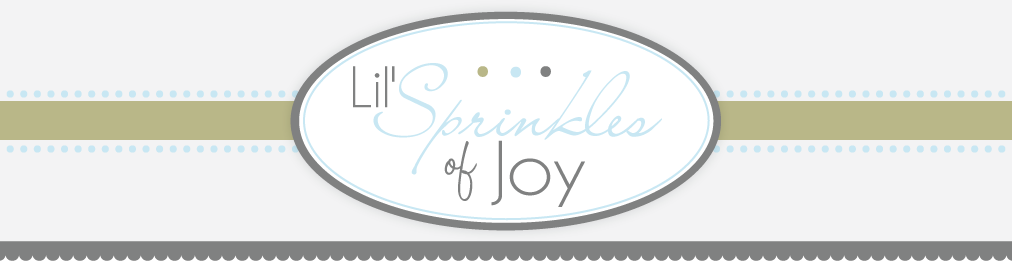 Lil' Sprinkles of Joy