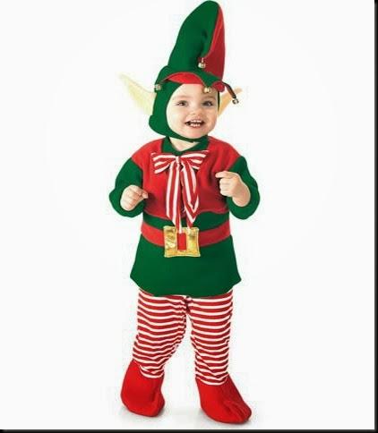 Navidad disfraces moda y mas disfraces de navidad - Disfraces para ninos de navidad ...