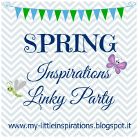 Spring Inspirations Linky Party