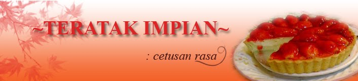 -: :- TERATAK IMPIAN -: :-