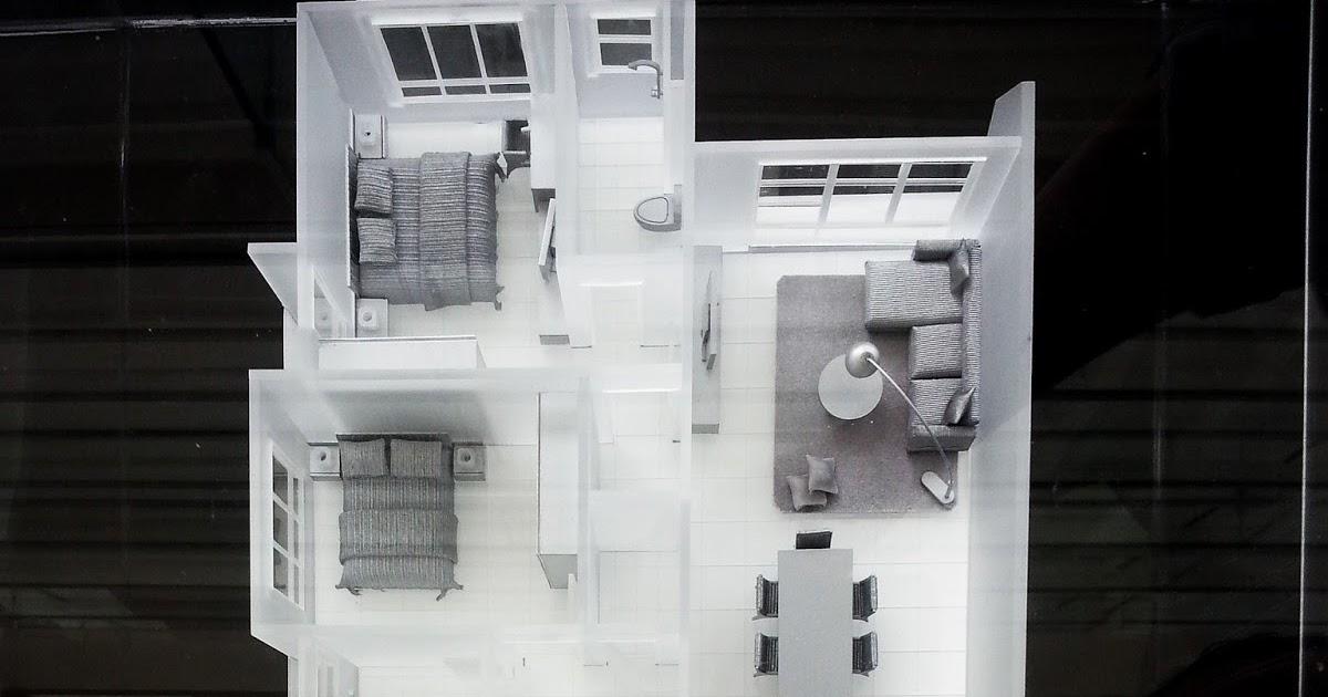 layout perumahan penjawat awam 1 malaysia section47